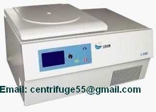 Low Speed Large Capaciyt Refrigerated Tabletop Centrifuge L 530r