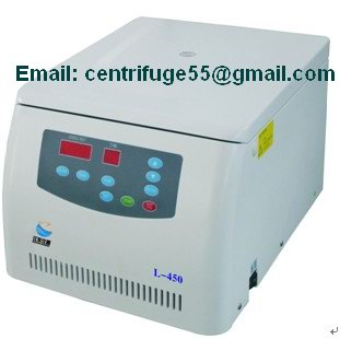 Low Speed Table Top Centrifuge L 450