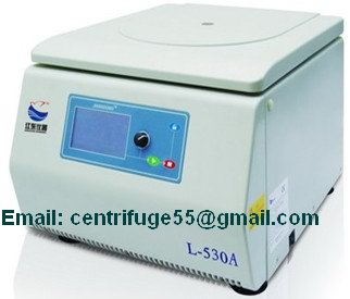 Low Speed Table Top Centrifuge L 530a