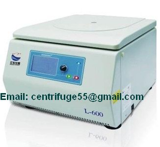 Low Speed Table Top Centrifuge L 600