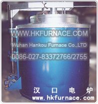 Low Temperature Pit Electric Furnace