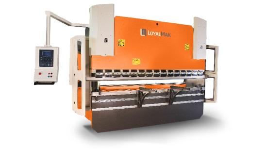 Loyalmak Easyfab Cnc Hydraulic Press Brake