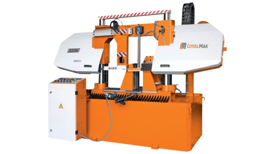 Loyalmak Lo 350 Automatic Bandsaw Machine