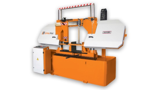 Loyalmak Ly 550 Semi Automatic Bandsaw Machine
