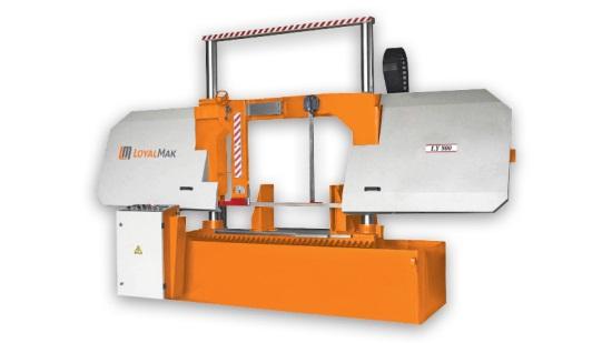 Loyalmak Ly 800 Semi Automatic Bandsaw Machine