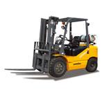 Lpg Forklift Wheel Loder