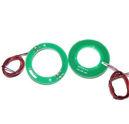 Lpks 0205 Pan Cake Slip Ring With Through Bore 46 0mm Manufacturer