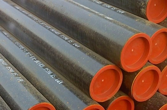 Lsaw Api 5l X70 Steel Pipe For Gas And Oil