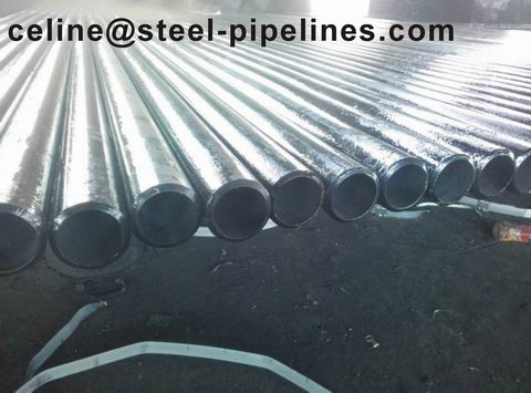 Lsaw Steel Pipe Lines