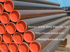 Lsaw Steel Pipe Welded Carbon