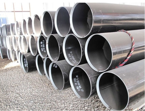 Lsaw Welded Steel Pipes Psl1 Psl 2 X42 X46 X52 X60 X65 X70 Od508 To Od1422 4mm
