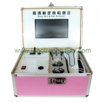Lt T05 Skin Hair Analyzer With Lcd Screen