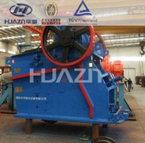 Luoyang Dahua Jaw Crusher Product Line For Mining Crushing