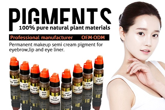 Lushcolor Permanent Makeup Ink 8ml Micro Pigment