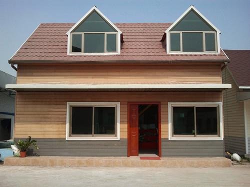 Luxury Light Steel Villa
