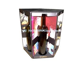 Luxury Paper Wine Box