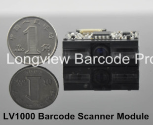 Lv1000 Bar Code Scanner Engine Oem Develop Special Ttl232 Barcode Reader