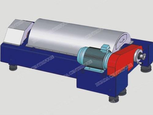 Lwz Screen Bowl Decanter Centrifuges