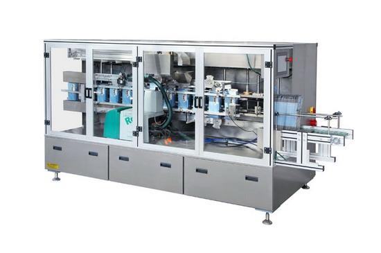 Lx 50gz Washing Powder Granule Box Packaging Machine