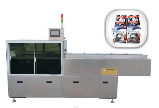 Lx 80 Semi Auto End Load Cartooning Intermittent Cartoner
