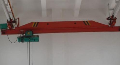 Lx Underhung Single Girder Crane