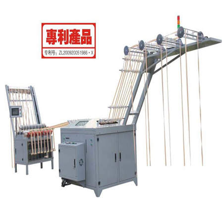 Lx Y02 Weaving Ribbons Preshrinking Machine