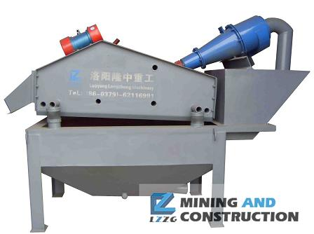 Lz Series Sand Recycling Machine