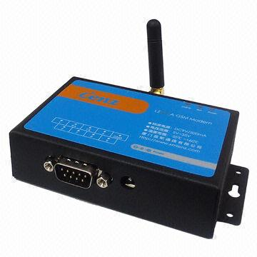 Lz510b Gsm Modem With Rs232 Interface Supports At Command Ideal For Sms Sending Waterproof Anti Shoc