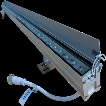 M1 Exterior Led Decorative Light Wall Washer Dmx With 12w Rated Power Aluminum Housing