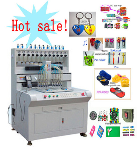 Machine For Making Pvc Products 12 Colors 200 800 Efficiency Improving