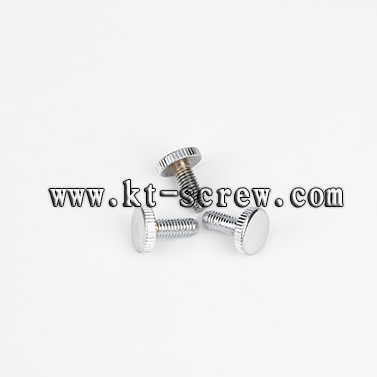 Machine Screw Of Hand Tighten With Shing Head For Water Faucet