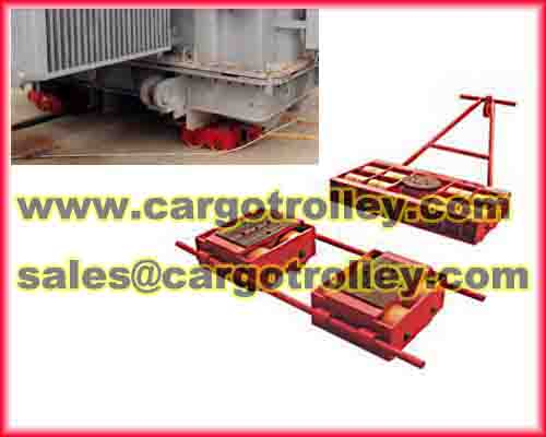 Machinery Mover Instruction