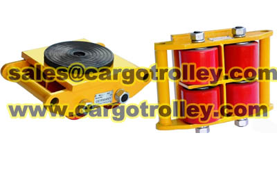 Machinery Mover Moving Heavy Load Effortless