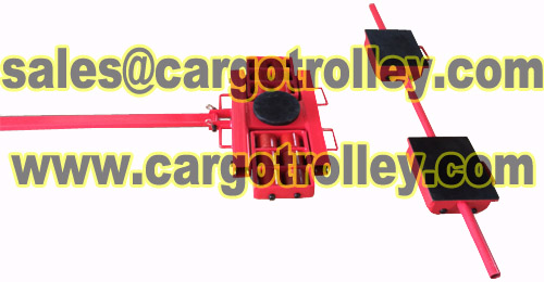 Machinery Skates Also Know As Equipment Dollies