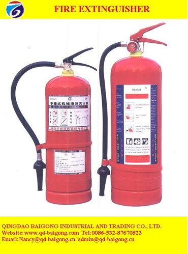 Made In China Fire Extinguisher For Export