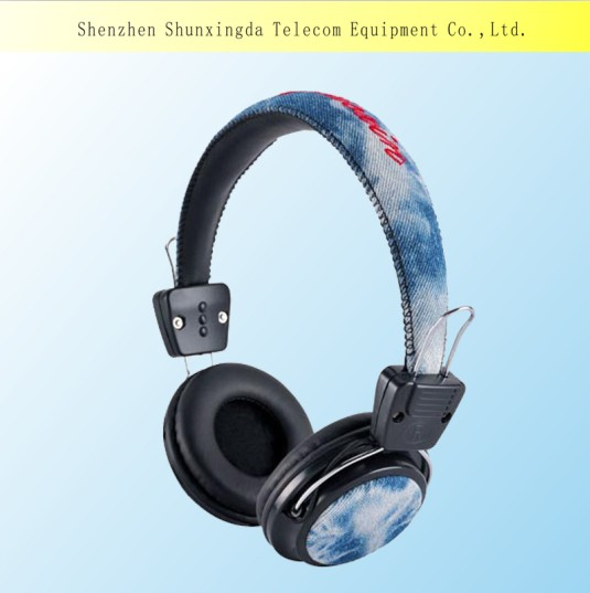 Made In China Headphone With Excellent Quality