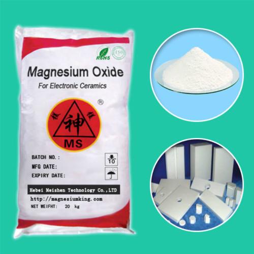 Magnesium Oxide For Electornic Ceramics
