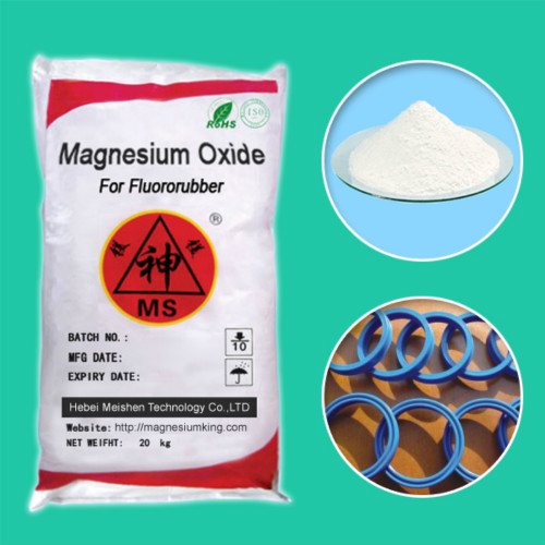 Magnesium Oxide For Fluororubber