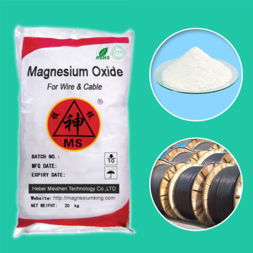 Magnesium Oxide For Wire Cable
