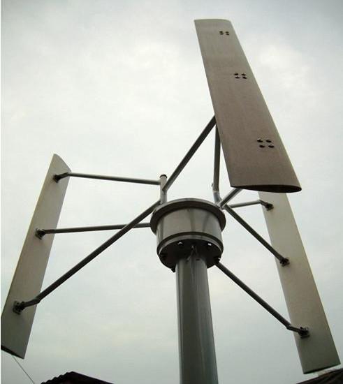 Magnetic Bearings Wind Turbine