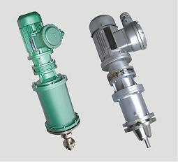 Magnetic Blending Pump