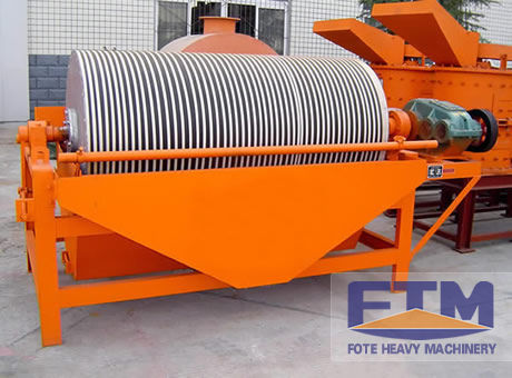 Magnetic Separator Made By Ftm