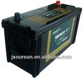 Maintenance Free Lead Acid Car Batterys