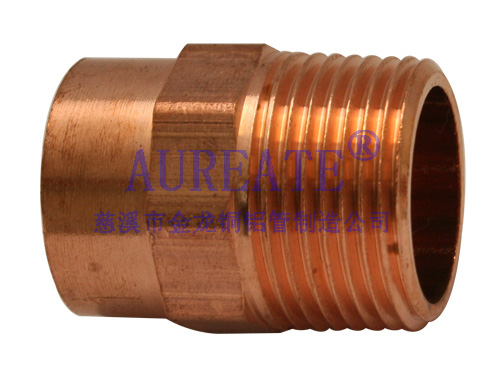 Male Adapter Cxm Copper Fitting