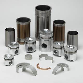 Man D0834 Diesel Engine Parts
