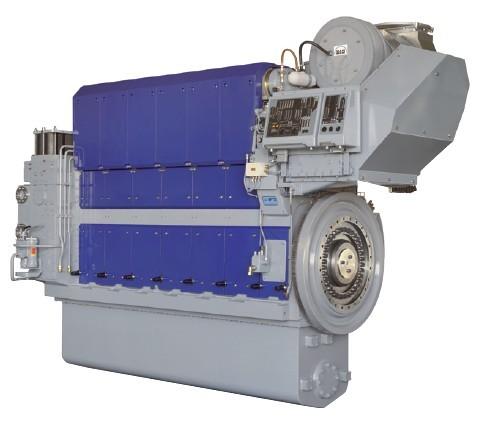 Man L21 31 Marine Diesel Engine