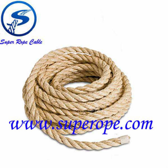Manila Rope Abaca Fiber
