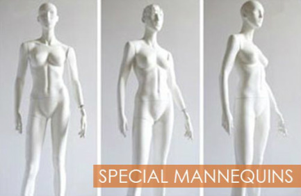 Mannequin And Dress Form For Sale