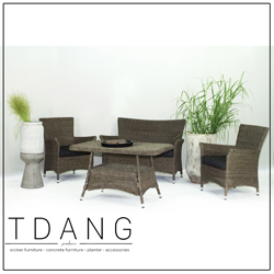 Manning 4 Pieces Seating Group With Cushions Td1006