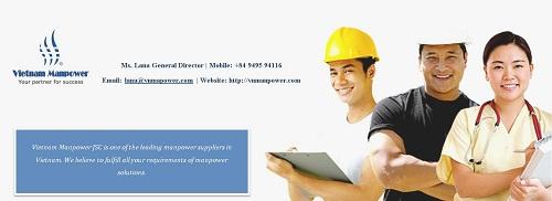 Manpower From Vietnam Recruitment Agency
